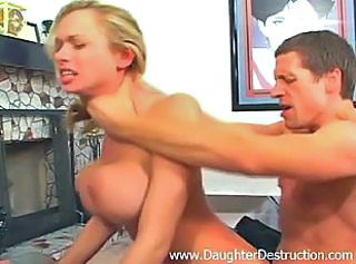Big Tits Blonde Doggystyle Hardcore Teen