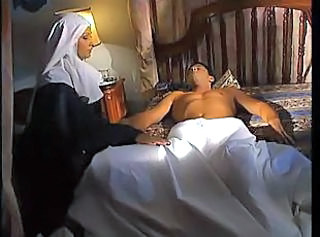 Nun Sleeping Uniform