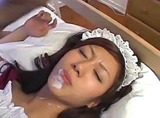 "Cute Japanese Maid Sucks And Fucks Her Boss Dm720"" class=""th-mov"