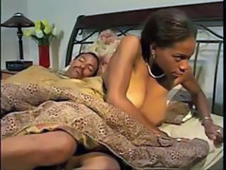 Ebony Sleeping Wife