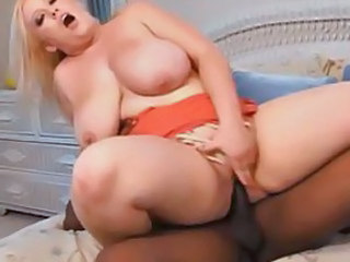 BBW with huge tits and ass nailed