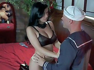 Sailor fucks a sexy slut