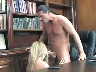 Sex goddess Aline takes a hard pussy pounding before getting showered in cum