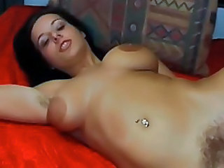 hairy & big boobs SANDRA - p2
