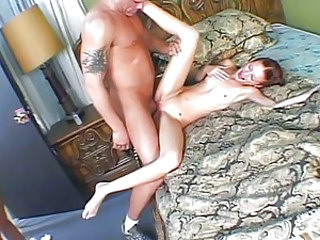 Hardcore Shaved Skinny Small Tits