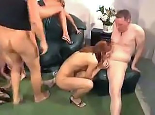 Amateur Blowjob German Groupsex Party Swingers