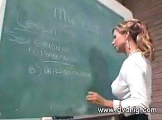 Experienced Teacher DemiDelia Gives StudentsSexual..