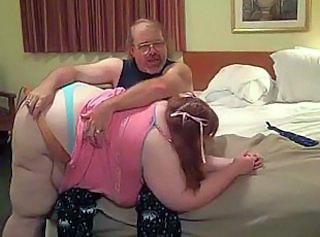 Daddy spanks bad girl