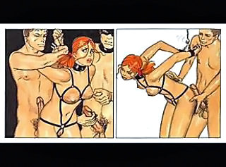 Erotic This Readhead Sex Comic