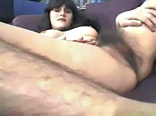 Natural Hairy Cunts