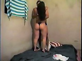 Amateur Ass Brazilian Car Kissing Panty
