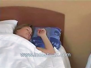Amateur Blonde Cute Sister Sleeping