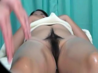 Asian Hairy Japanese Massage