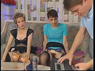 European German Groupsex Hairy Lingerie MILF Stockings