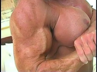 Big Tits Mature Muscled