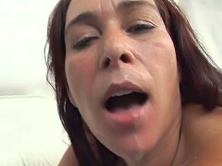 Brazilian Cumshot Facial Latina Mature