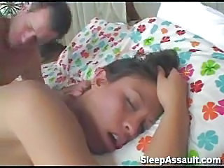 Cute Sleeping Teen Young