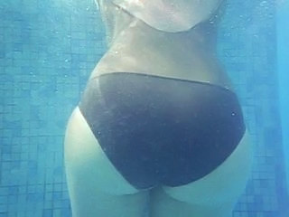 Ass Masturbating Panty Pool