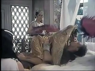 Marco Polo is in the middle of an orgy of babes and fucking