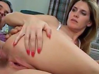 Anal Ass Blonde MILF Pussy Shaved