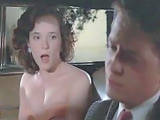 Hot Retro Star Lea Thompson Wearing a Super Sexy Dress