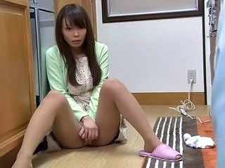 Young madam to provoke with panties scene4(censored)