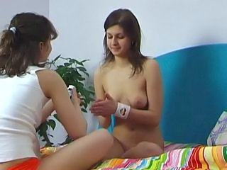 Watch innocent looking Teens trying to have sex