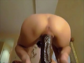Ass Dildo Masturbating Toy
