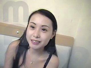 Asian Brunette Chinese Cute Teen