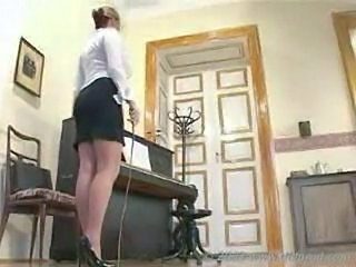 Legs Skirt Teacher