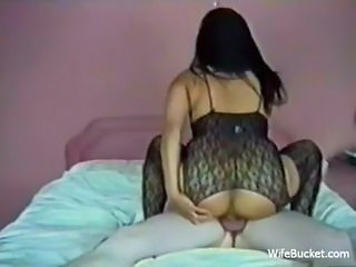 Amateur Asian Cash Lingerie Riding