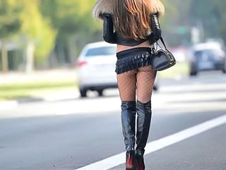 The Best hooker:exhibitionist...