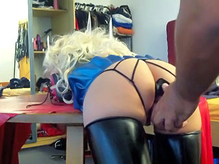 Ass Latex Toy