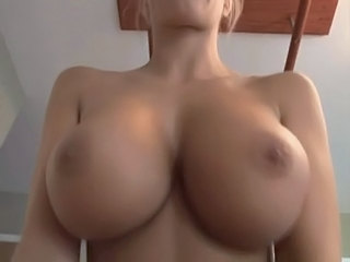Amazing Big Tits Massage
