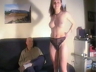 Amateur European French Lingerie MILF Panty Wife