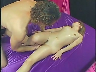 SEXY OIL Massage - Uterus and Vagina