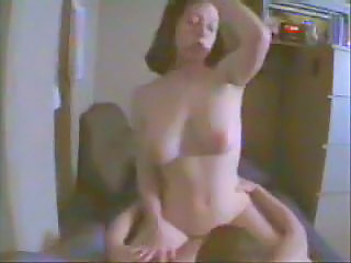 Amateur Brunette Homemade Riding Sister Small Tits