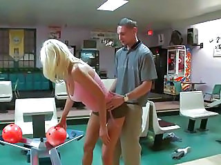 This Prick Helps Puma Swede Knock Down All Her Pins
