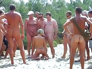 Ass Babe Blonde Gangbang MILF Nudist Outdoor Tattoo