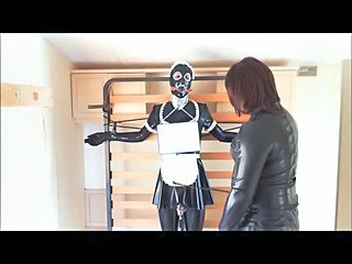 Rubberkate on the Rack