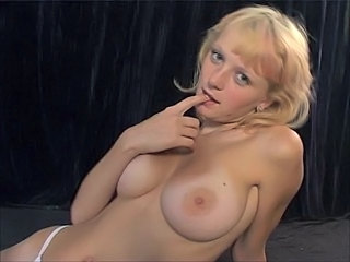 Amateur Big Tits Blonde Cute Panty Teen