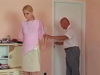 Amateur Blonde Cute Old and Young Skinny Teen