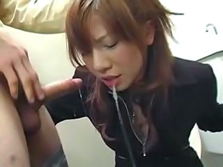 Blowjob Cute Japanese Pornstar