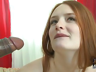 Denisa Heaven Is A Sweet Redhead...