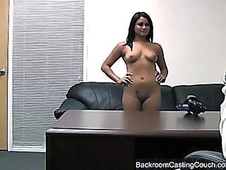 Amateur Brunette Casting Hairy Small Tits Teen Young