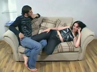 Sleeping Girl Fucked By Brother...