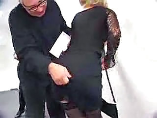 Anal Sex With Their Secretary In...