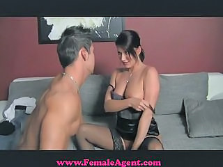 Femaleagent. Premature Problems...