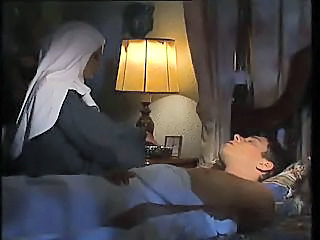 Horny Nun Really Wants Anal Sex...