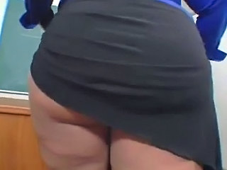 Ass Mature Pornstar School Teacher